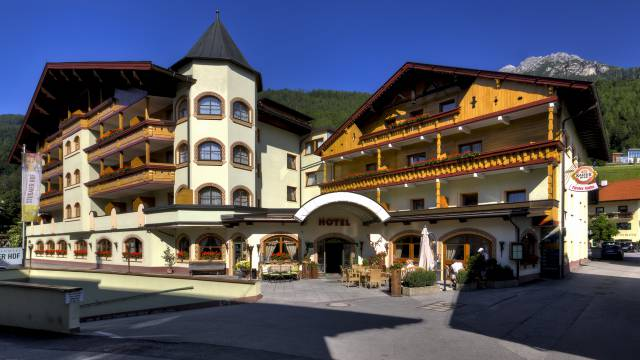 Alpin Resort Stubaier Hof in Fulmpes